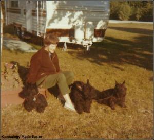 Lots of Scottie dogs!
