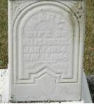 Old Ontario gravestone
